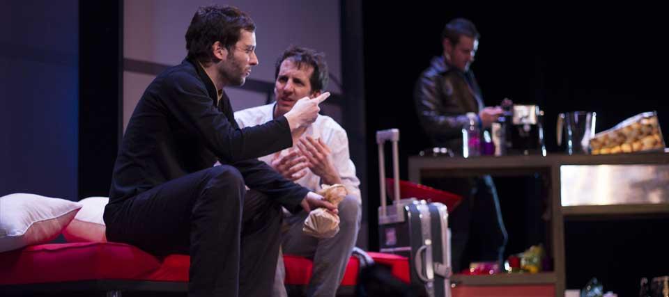 Finalizada: Entradas a 14 euros para 'Pánico' en los Teatros Luchana