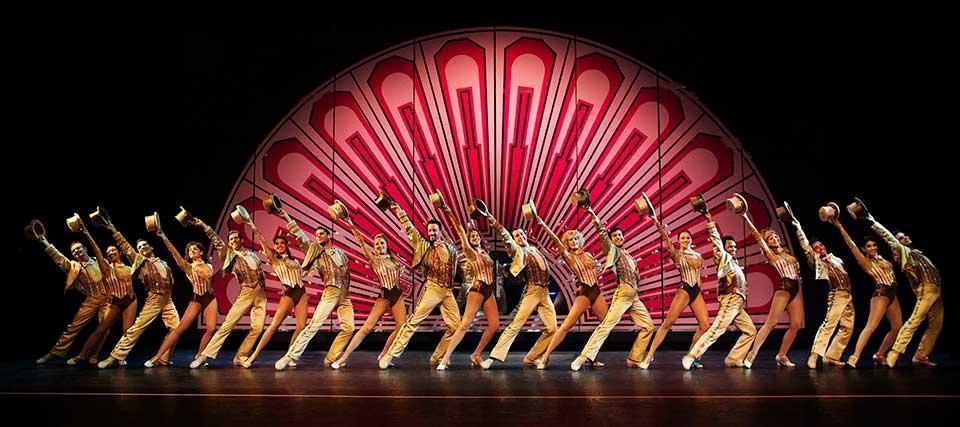 Antonio Banderas presenta: A Chorus Line