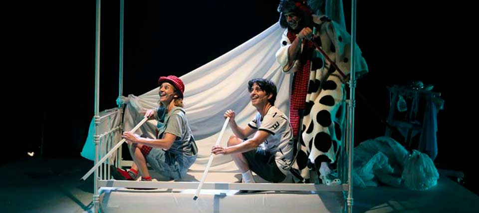 El Tambor de Cora - Sala Teatro Cuarta Pared - Teatro Madrid