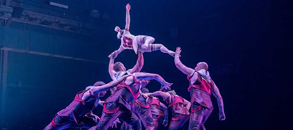 Finalizada: Entradas hasta el 25% de dto. para ver 'Messi10 by Cirque du Soleil' en Barcelona