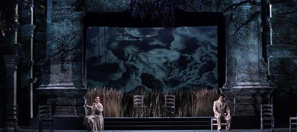 """Resultado de imagen de """"Luisa Fernanda"""" en el Teatro de la Zarzuela"""