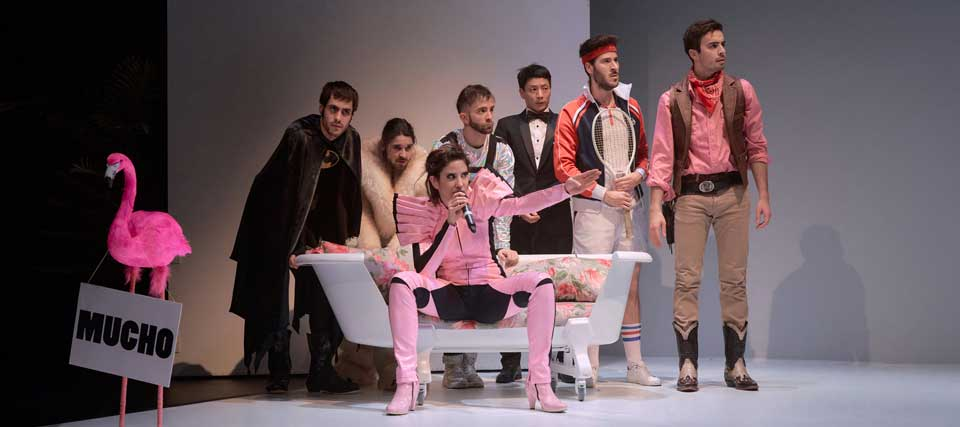 Teatro En Vilo: Man Up
