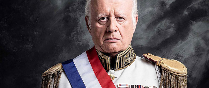 Finalizada: Entradas con un 25% de descuento para 'La fiesta del Chivo' en el Teatro Infanta Isabel