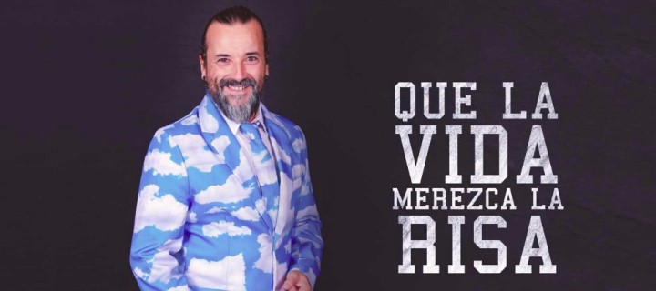 Ángel Rielo: que la vida merezca la risa
