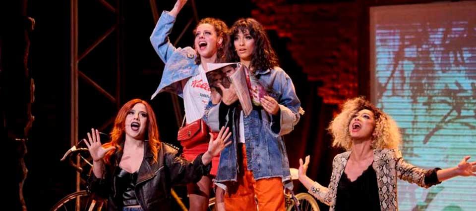 Finalizada: Descuento 4×3 para el musical 'Flashdance' en el Teatro Nuevo Apolo