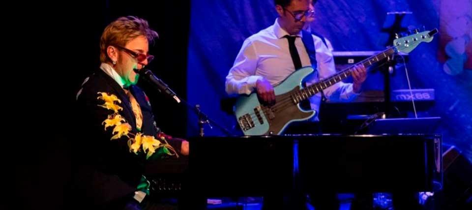 The rocket man: homenaje a Elton John