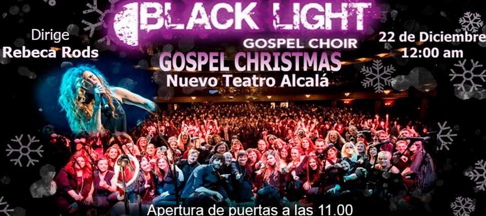 Black Light Gospel Ghoir: Gospel Christmas