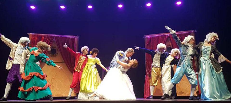 Entradas con descuento para 'Cenicienta. El Musical' en el Teatro Cofidis Alcázar