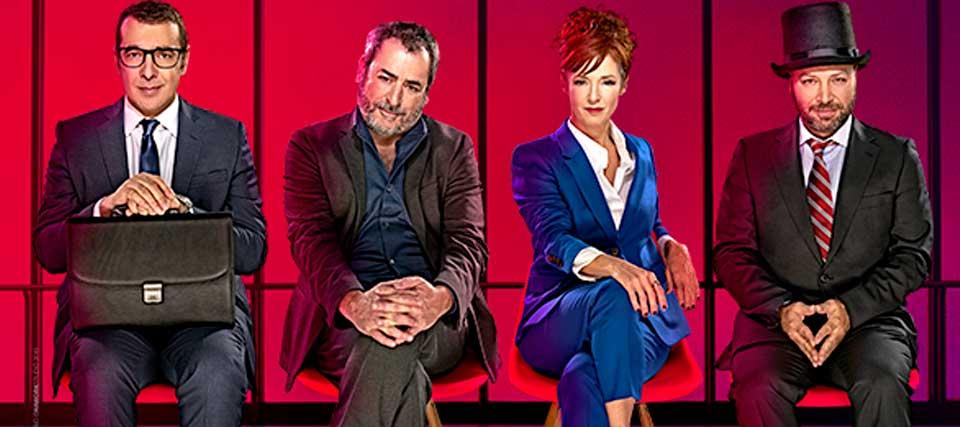 20% descuento para la comedia 'El Método Grönholm' en el Cofidis-Alcázar