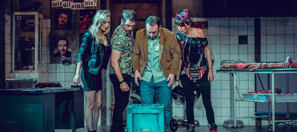 Finalizada: -25% en tus entradas para 'Escape Room' en el Teatro Fígaro