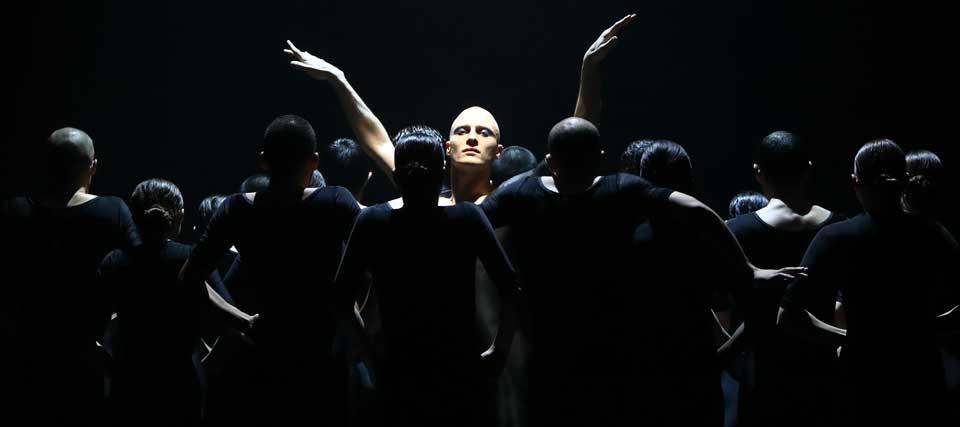 The Look, de Sharon Eyal. George & Zalman y Black Milk, de Ohad Naharin. Batsheva – The Young Ensemble
