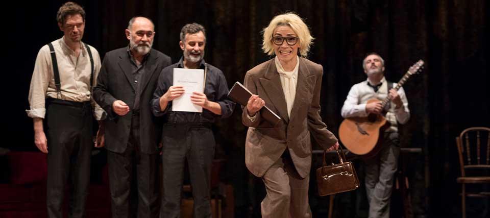 Noviembre Teatro: Carsi. Una comedia de cómicos clásicos