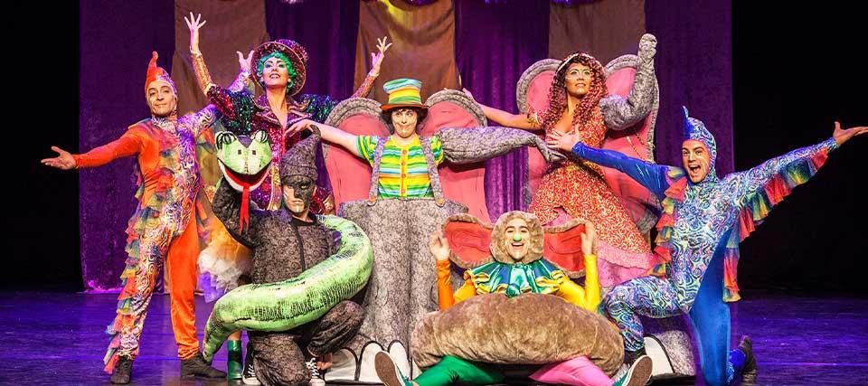 Finalizada: Descuento para 'Dumbo, el musical' en el Teatro Nuevo Apolo