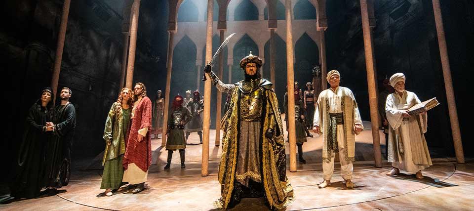 Finalizada: Entradas con descuento para el musical 'El Médico' en el Teatro Nuevo Alcalá