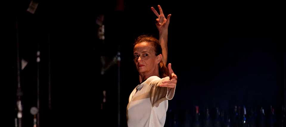 Danza: Laberinto de memoria