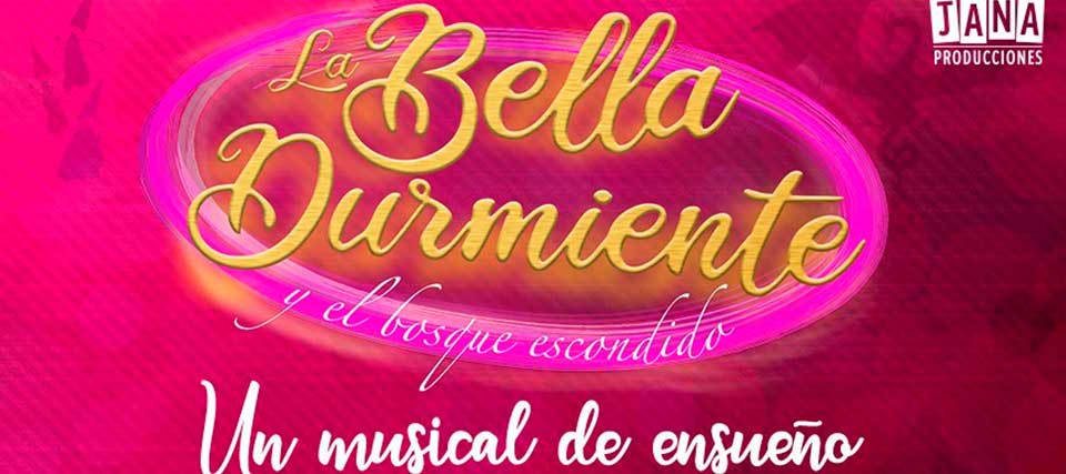 Entradas 4×3 para 'La bella durmiente y el bosque encantado' en el Nuevo Teatro Alcalá