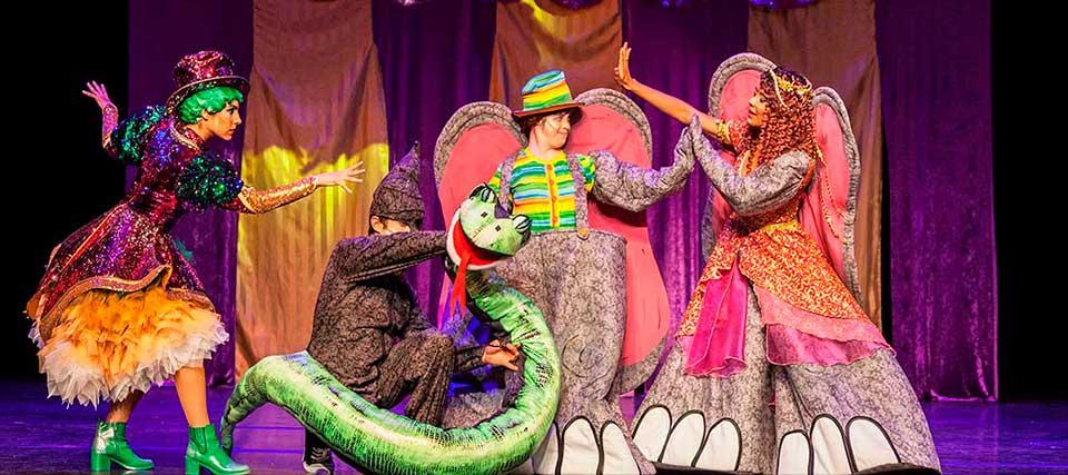 Finalizada: Descuento 4X3 para el espectáculo familiar 'Dumbo, el musical' en el Teatro Nuevo Apolo