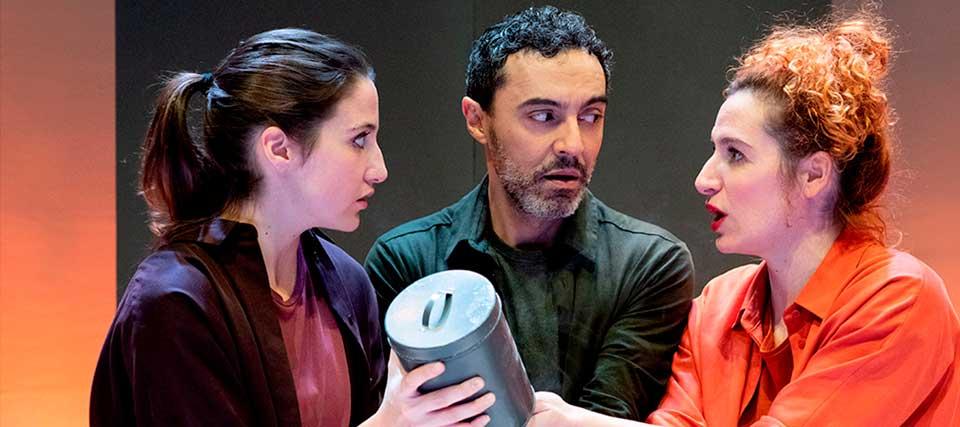 Finalizada: Descuento del 50% para 'El tiempo todo locura' en el Teatro Galileo