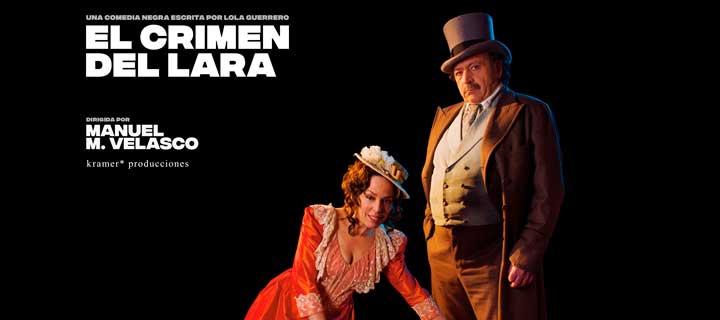 Entradas a 12 € para 'El crimen del Lara' en el Teatro Lara