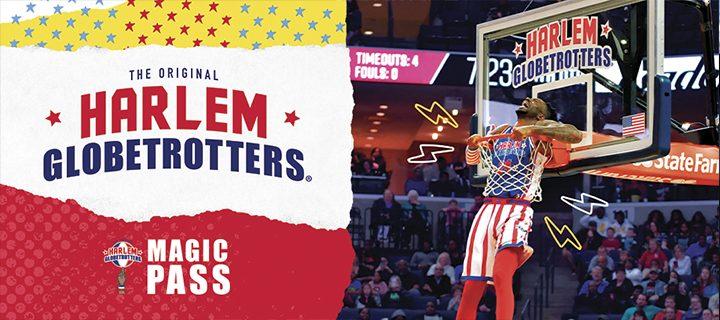 Finalizada: -15% con tu pack de 4 entradas para el nuevo show de los Harlem Globetrotters