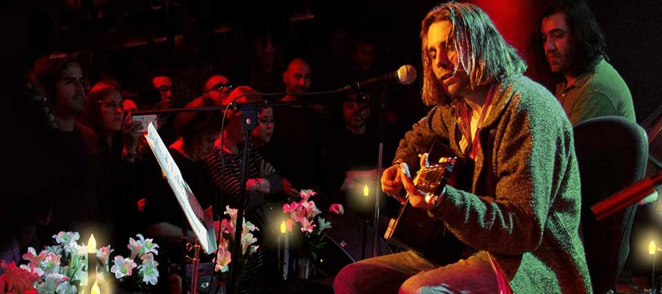 SEMANA DE LOS MUSICALES: 20% de descuento para 'Nirvana Unplugged' en el Teatro Cofidis Alcázar
