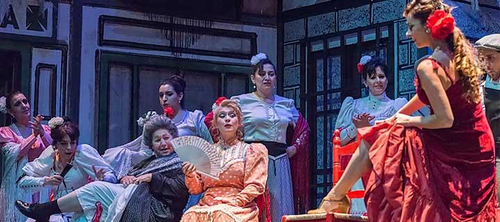 -20% en tus entradas para 'Zarzuela: La Verbena de la Paloma' en el Teatro EDP Gran Vía