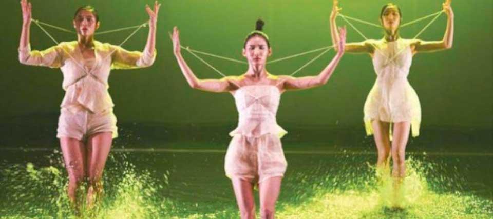 Danza: Art Project Bora