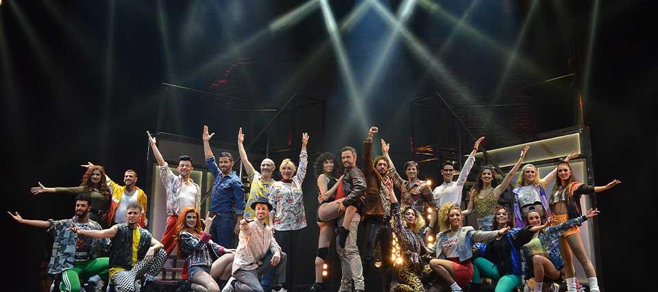 Finalizada: Descuento del 20% para el musical 'Flashdance' en el Teatro Nuevo Apolo