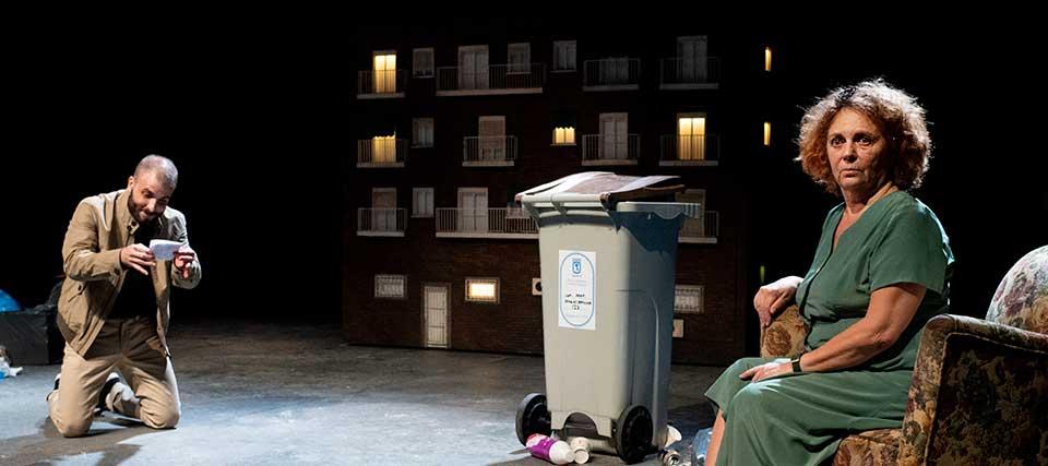 Ira - Teatro Español - Teatro Madrid