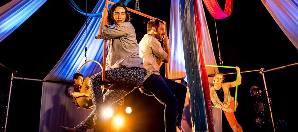 Teatralia: Le Mobile