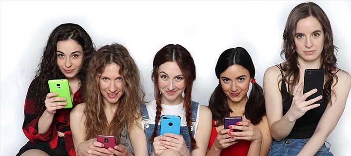 Entradas con un -30% de descuento para ver 'El móvil' en el Teatro Lara