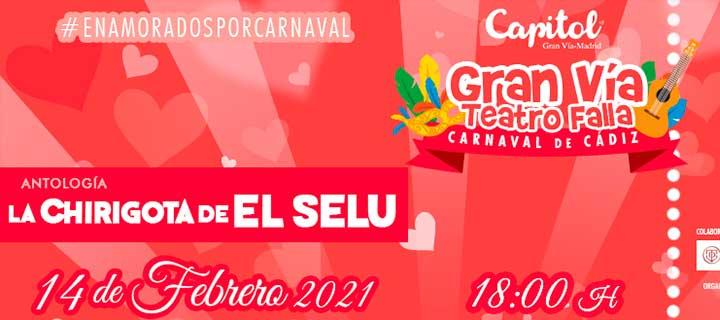 Gran Vía Teatro Falla: Carnaval de Cádiz