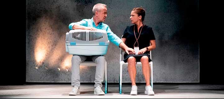 Finalizada: Entradas a 15€ para 'Rita' en el Teatro Infanta Isabel