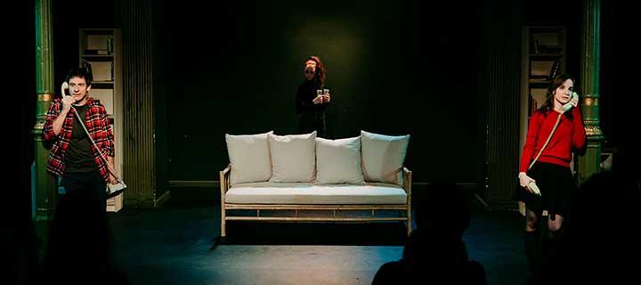 Finalizada: BLACK FRIDAY 2020: Hasta un 30% de descuento en tus entradas para 'Sueños de un seductor' en el Teatro Lara