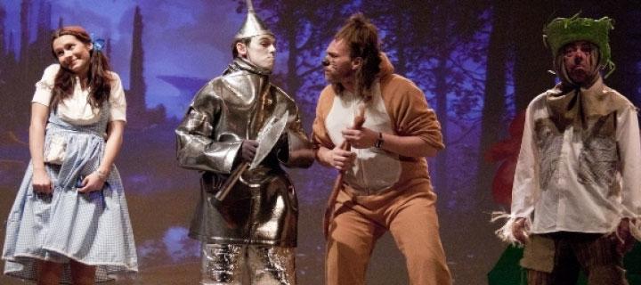 Complejo de Esquilo: El Mago de Oz