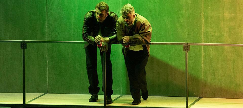 Finalizada: BLACK FRIDAY 2020: 40% de descuento para 'Fariña' en el Teatro Cofidis Alcázar