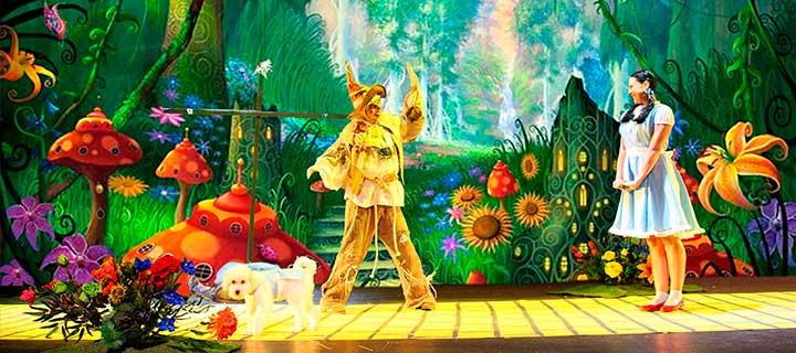 Finalizada: Entradas a 18€ para 'El Maravilloso Mago de Oz' en el Teatro Marquina