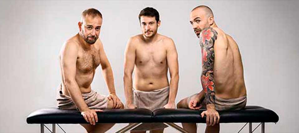 Entradas a partir de 12 euros para 'Erotic massage' en los Teatros Luchana