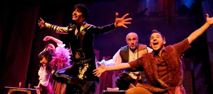Juan sin miedo, el musical