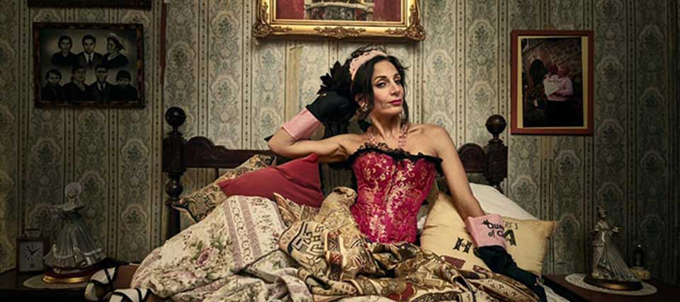 Entradas a partir de 12 euros para 'Diario de un ama de casa' en los Teatros Luchana
