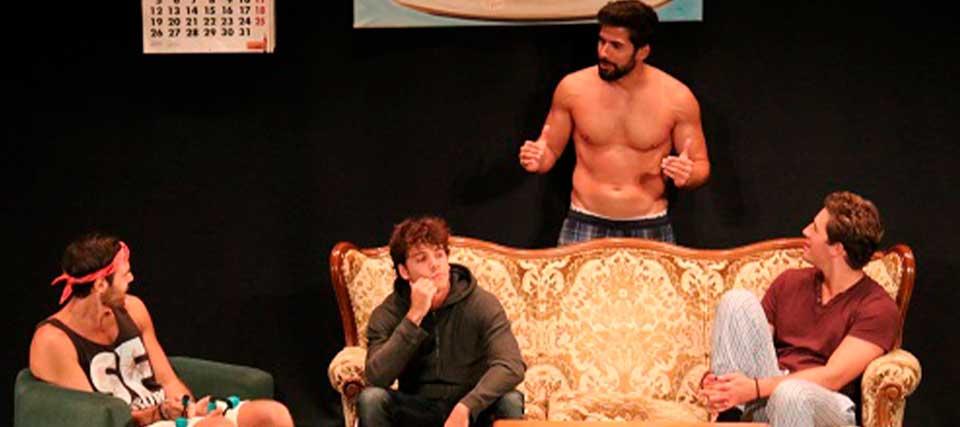 Entradas a partir de 12 euros para 'Donde mueren las palabras' en los Teatros Luchana