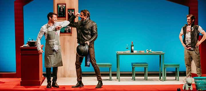 Finalizada: Entradas con un 30% de descuento para 'Cádiz' en el Teatro Lara