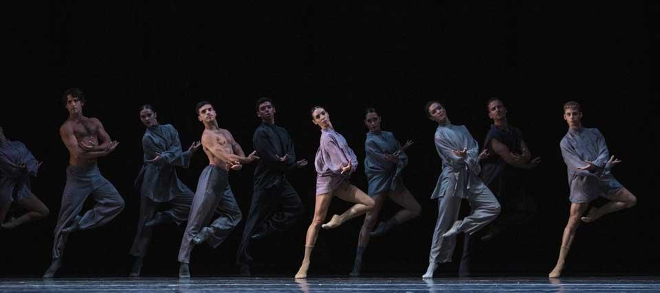JOAQUÍN DE LUZ: Compañía Nacional de Danza