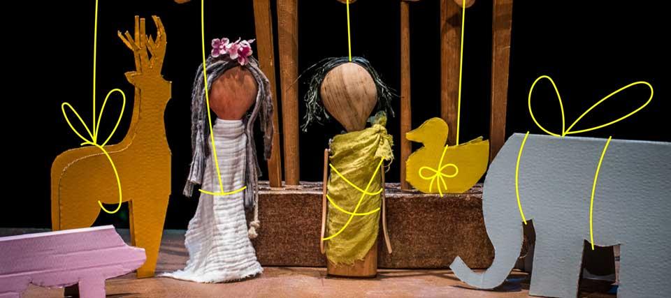 Titerescena: Orfeo y Eurídice