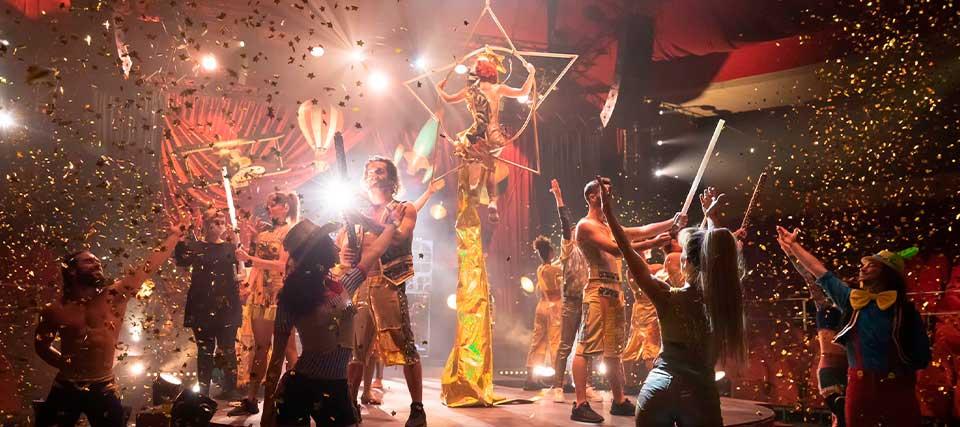 Circo Price en Navidad: El retorno de Cometa