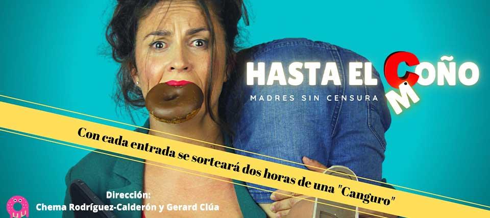 Entradas a partir de 12 euros para 'Hasta el coño' en los Teatros Luchana