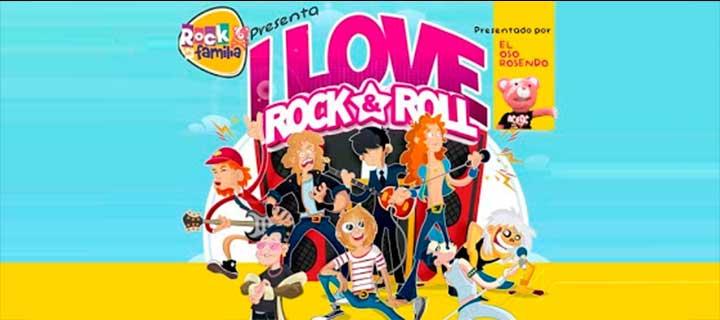 Finalizada: 4×3 en tus entradas para 'Rock en familia: I love rock and roll' en el Teatro Rialto