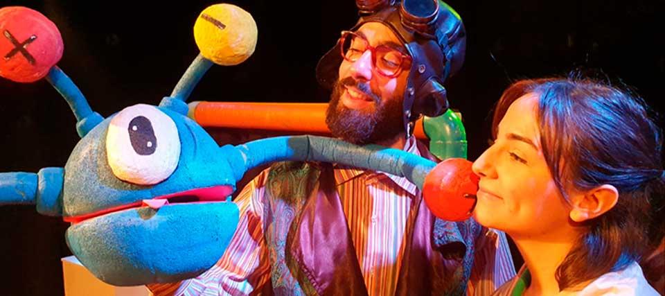 Entradas a partir de 9 euros para 'El laboratorio de los sueños' en los Teatros Luchana