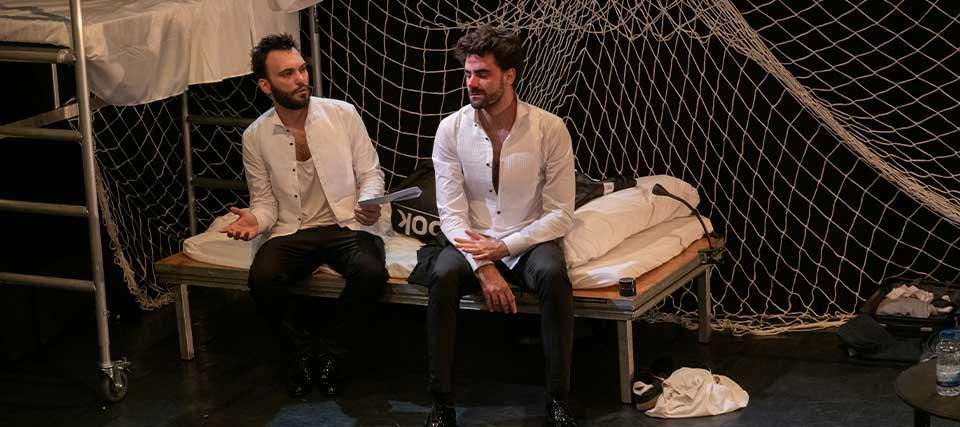 Entradas a partir de 12 euros para 'Here comes your man' en los Teatros Luchana