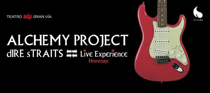 4×3 en tus entradas para 'Dire Straits Live Experience' en el Teatro EDP Gran Vía